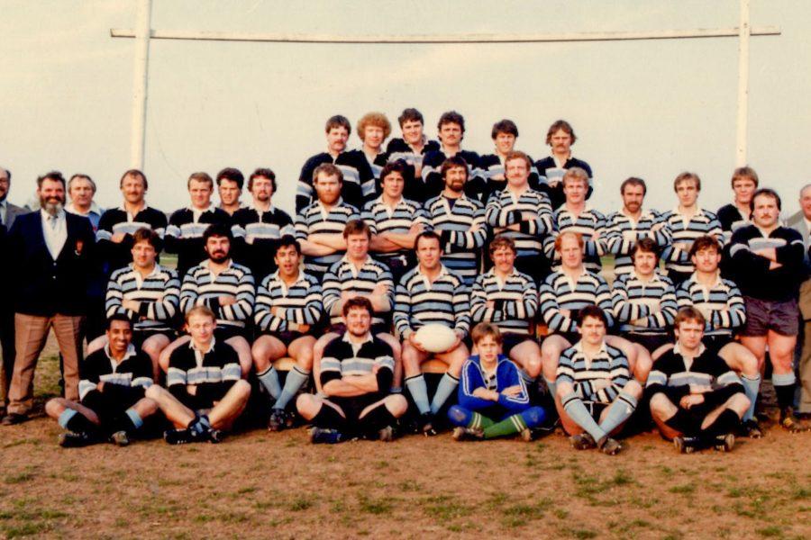 Wanderers 1st Xv Squad 1975-76